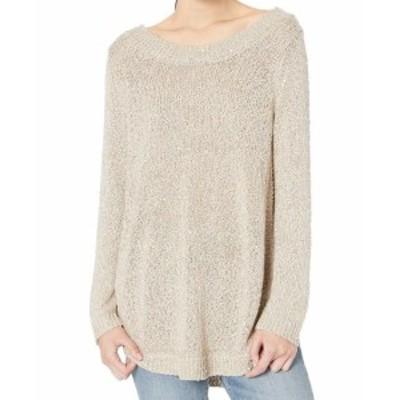 BB Dakota BB ダコタ ファッション トップス Jack by BB Dakota NEW Beige Womens Size Medium M Knitted Sweater
