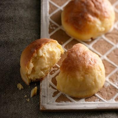 【くりーむパンの名店八天堂】プレミアムフローズンくりーむパン・メロンパン12個詰合せ 281