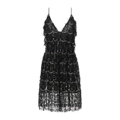 アニヤバイ ANIYE BY ミニワンピース&ドレス ブラック XS ポリエステル 100% ミニワンピース&ドレス