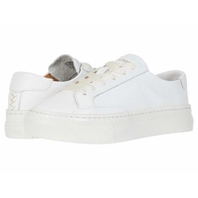 ソルドス スニーカー シューズ レディース Ibiza Platform Sneaker White
