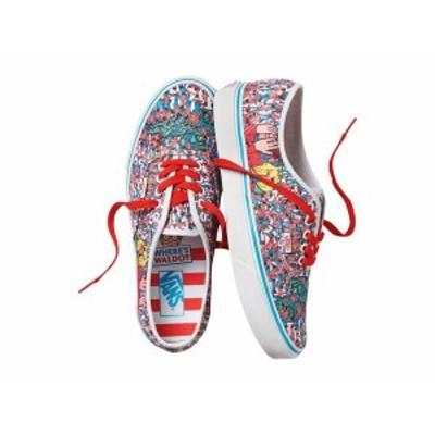 バンズ メンズ スニーカー シューズ Vans x Where's Waldo Sneaker Collection (Where's Waldo