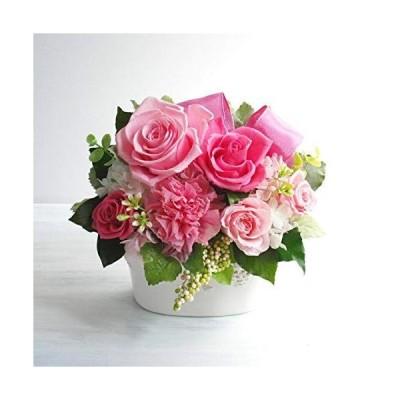 誕生日 プレゼント 花 ギフト プリザーブドフラワー #プリンセス 【ピンク】 バラ 女性 花 ギフト 母の日 父の日 誕生日 結婚 発表会