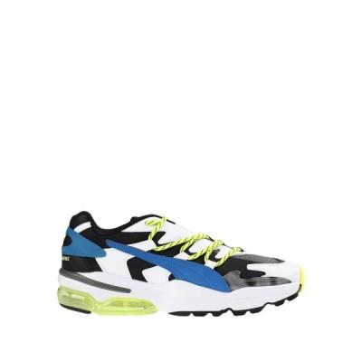 PUMA x LES BENJAMINS メンズ スニーカー シューズ 靴 ホワイト