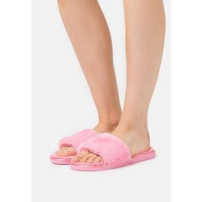 レディース 靴 シューズ ISLA - Slippers - pink