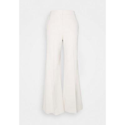 ビクトリアベックカム カジュアルパンツ レディース ボトムス LIGHTWEIGHT STRETCH TROUSER - Trousers - cream