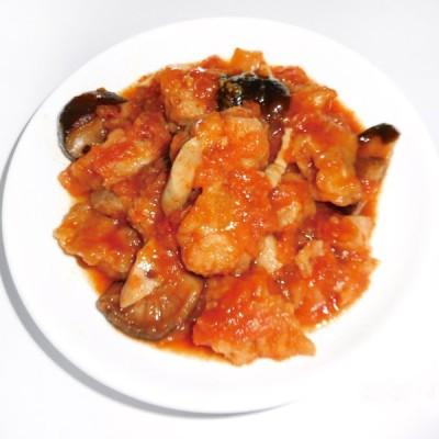冷凍食品 業務用 鶏肉辛子炒め 1kg 21964 弁当 鶏肉 唐辛子 甘酢ソース 中華
