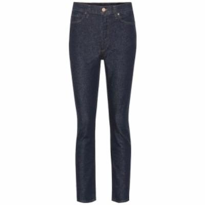 ゴールドサイン Goldsign レディース ジーンズ・デニム ボトムス・パンツ The High-Rise slim-straight jeans rinse
