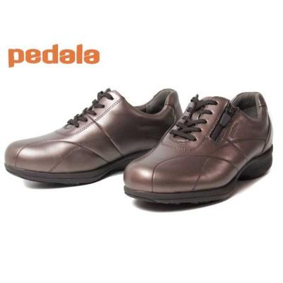 アシックス ペダラ asics Pedala WS090C 3E コーヒー/P(201)ウォーキングシューズ レディース 靴