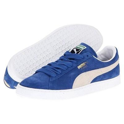 プーマ Suede Classic メンズ スニーカー 靴 シューズ Olympian Blue/White