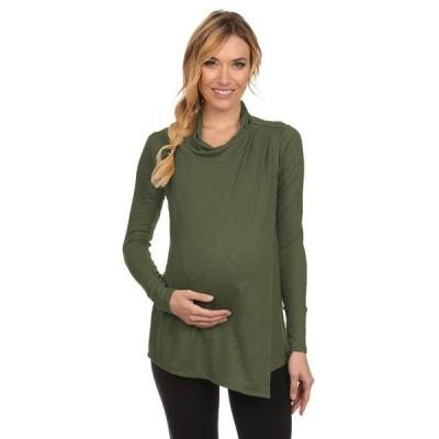 レディース 衣類 トップス Women's Side Open Nursing T-shirts for Breastfeeding Tシャツ
