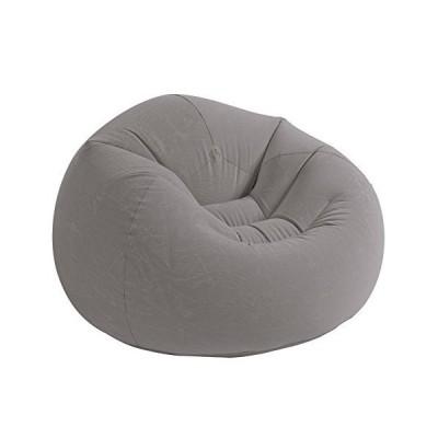 "(新品) Intex Beanless Bag-Inflatable-Chair, 42"" X 41"" X 27"""