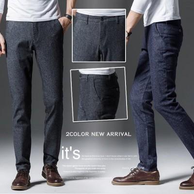 送料無料ボトムス メンズ パンツ 長ズボン シンプル カジュアル 無地 キレイめ メンズファッション ロングパンツ?