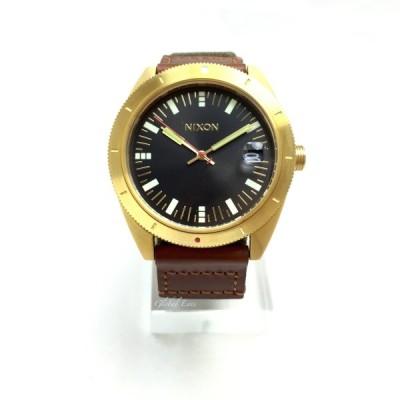 NIXON ニクソン メンズ ROVER ウォッチ 腕時計 A355-1432 サープラスxゴールド ギフト プレゼント