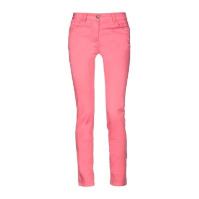 ALEX MANN パンツ ピンク XS コットン 98% / ポリウレタン 2% パンツ
