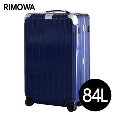『期間限定ポイント10倍』 リモワ RIMOWA ハイブリッド チェックインL 84L グロスブルー Check-In L 883.73.60.4