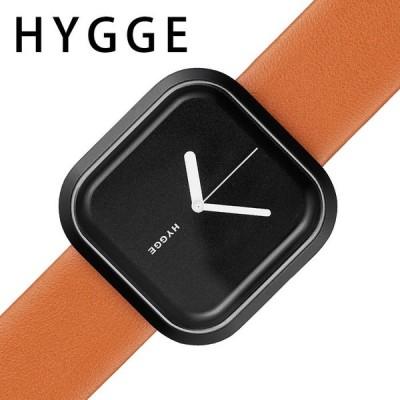 ヒュッゲ腕時計 HYGGE時計 HYGGE 腕時計 ヒュッゲ 時計 バリ VARI ユニセックス メンズ レディース ブラック HGE020092 人気 ブランド 防水