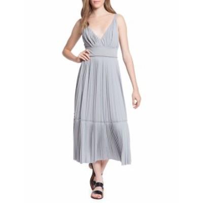 トレイシーリース レディース ワンピース Plisse Pleated Jersey Slip Dress