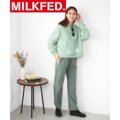 ミルクフェド MILKFED スポーティ パンツ SPORTY PANTS ボトム 103211031001 ボトムス レディース