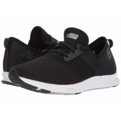 New Balance ニューバランス レディース 女性用 シューズ 靴 スニーカー 運動靴 FuelCore NERGIZE Black/White【送料無料】