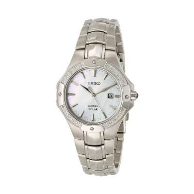 腕時計 セイコー レディース SUT123 Seiko Women's SUT123 Analog Display Japanese Quartz Silver Watch