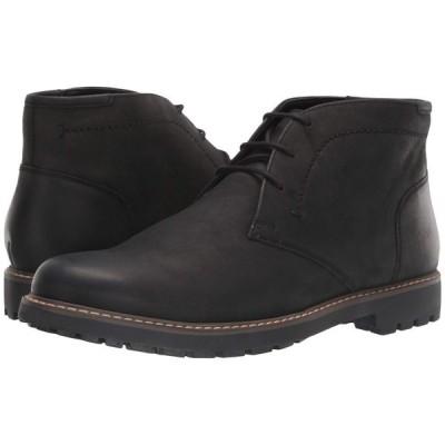 フローシャイム Florsheim メンズ ブーツ チャッカブーツ シューズ・靴 Field Chukka Boot Black Nubuck