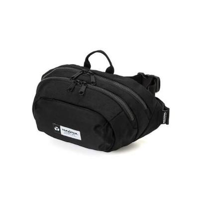 ヤックパック ディーコンウエストバッグ ヒップバッグ [カラー:ブラック] [サイズ:W27×H15×D10cm(4L)] #9125355-01 YAKPAK DEACON WAIST BAG