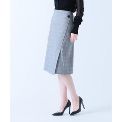 ジョゼフ ウィメン(JOSEPH WOMEN)/GERO /  LINEN STRETCH スカート