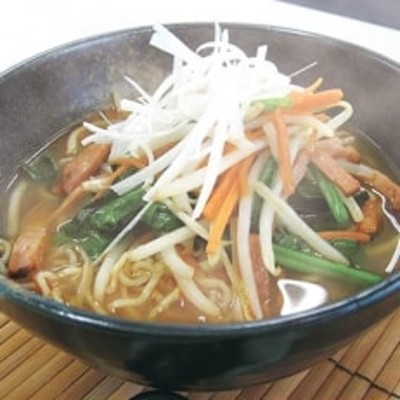 福岡県産ラー麦 担々麺(120g×8食入)