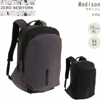 【送料無料】ace エース ZERO NEWYORK ゼロニューヨーク マディソン 81056 22L B4 バックパック リュック (おしゃれ ビジネスバッグ コン