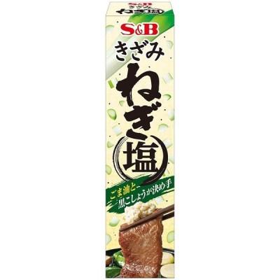 S&B きざみねぎ塩 38g