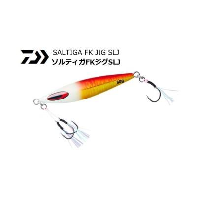 ダイワ ソルティガFK ジグSLJ MGアカキンGH 30g / メタルジグ (メール便可) (セール対象商品)
