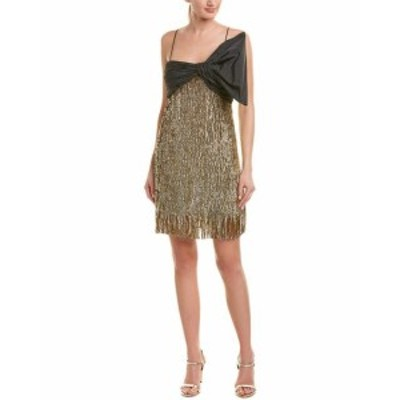 Sequin  ファッション ドレス Pinko Sequin Shift Dress