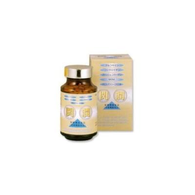関潤 栄養機能食品  360粒 送料無料 ふしぶしをスムーズに グルコサミン コンドロイチン サプリメント