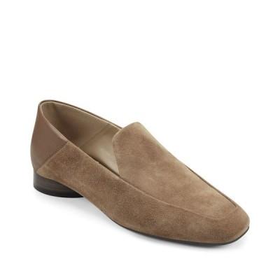 エアロソールズ サンダル シューズ レディース Women's Mckenna Tailored Loafer Tan Suede