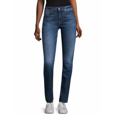 7 フォー オールマンカインド レディース パンツ デニム Roxanne Skinny Jeans