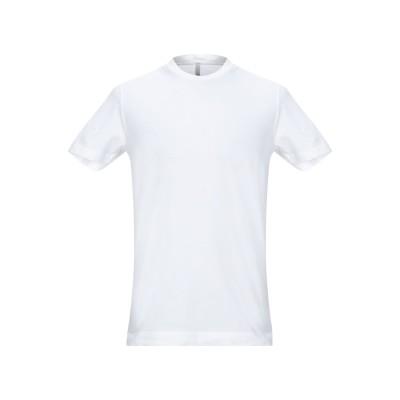 BELLWOOD T シャツ ホワイト 46 コットン 100% T シャツ