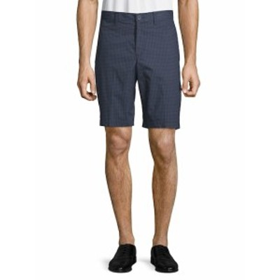 オリジナルペンギン メンズ ショートパンツ ショーツ Straight-Fit Cotton Shorts