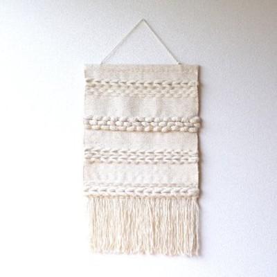 タペストリー おしゃれ 壁掛け 北欧 モダン 和風 和モダン ナチュラル 布 刺繍 吊り下げ ウォールタペストリーBERCLEY