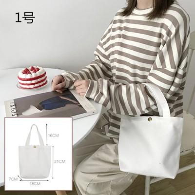 エコバッグ ハンドバッグ 2020年新作 カバン キャンバス生地 ins大人気 韓国ファッション