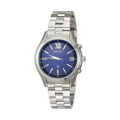 [セイコーウォッチ] 腕時計 セイコー SSVH033 メンズ ステンレススチール(プラチナダイヤシールド)