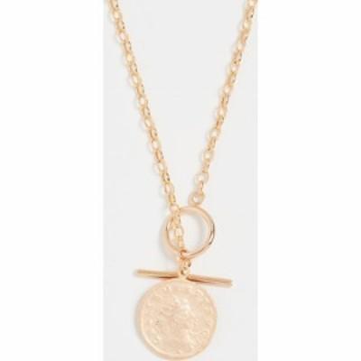 メゾンアイレム Maison Irem レディース ネックレス ジュエリー・アクセサリー Vintage Coin Necklace Yellow Gold