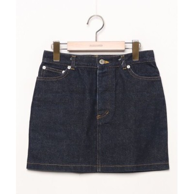 ZOZOUSED / デニムミニスカート WOMEN スカート > デニムスカート