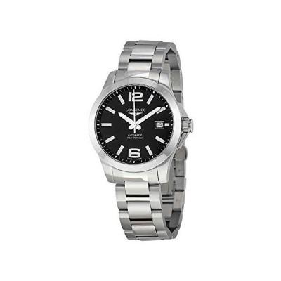 LONGINES ロンジン 腕時計 ロンジン コンクェスト 時計 L3.676.4.56.6【並行輸入品】
