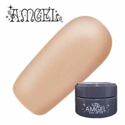 ジェルネイル セルフ カラージェル アンジェル AMGEL カラージェル AG1013 ワーカベージュ 3g
