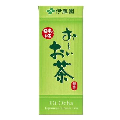 伊藤園 お~いお茶(おーいお茶) 250ml×1ボール(12本)《012》