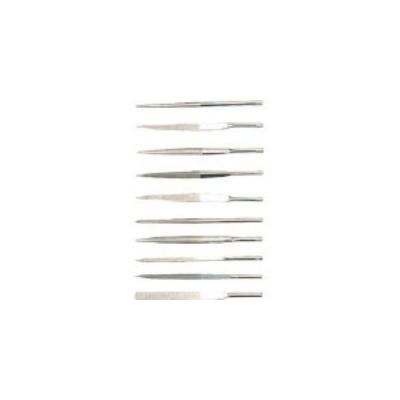 あすつく対応 「直送」 【個数:1個】 オートマック A-D10 ダイヤモンドヤスリ10本組 アタークA−32型・AC−32型用 AD10 114-0418