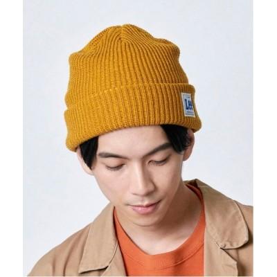OVERRIDE / 【Lee】WATCH CAP ACRYLIC / 【リー】ワッチ キャップ アクリル オーバーライド MEN 帽子 > ニットキャップ/ビーニー