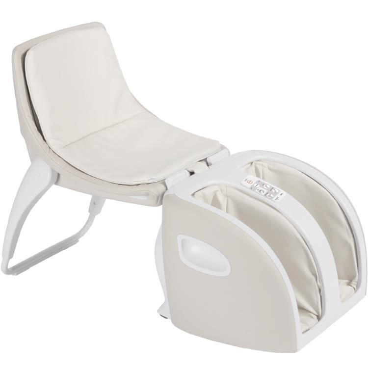 【快速出貨】按摩椅LITEC/久工小型折疊家用按摩椅全身多功能電動加熱腿部足部按摩創時代3C 交換禮物 送禮