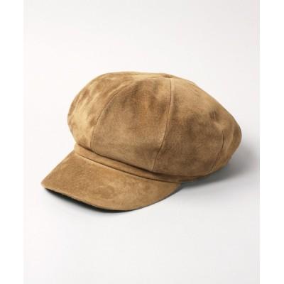 CA4LA / ガジー P SUEDE4 MEN 帽子 > キャスケット