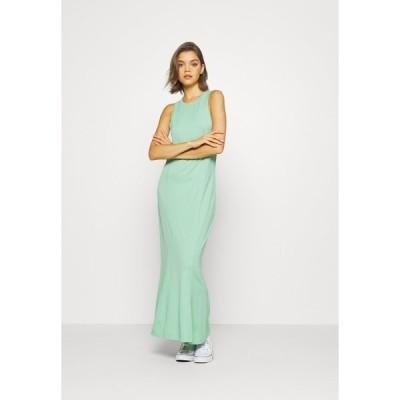 ウィークデイ ワンピース レディース トップス TELMA DRESS - Maxi dress - light green